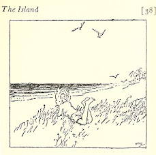 by A. A. Milne - drawings that inspire and force you to gaze  upon