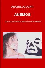 """""""ANEMOS"""" di Arabella Corti - Il libro"""