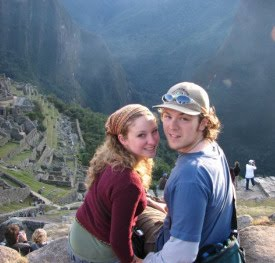 Machu Picchu 2007