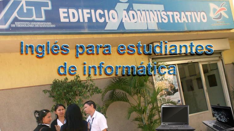 Inglés para estudiantes de informática