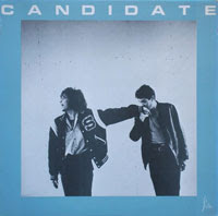 Candidate- Side By Side LP