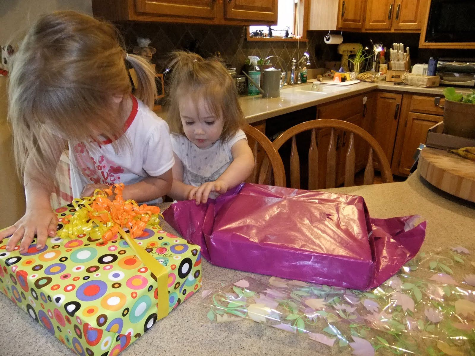 Rosabelope: Birthday bonanza arrives in the mail from the Hatleys!