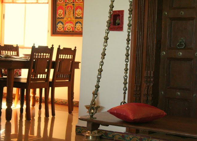 Ethnic Houses : Ethnic Indian Decor: An Indian home in Bangalore