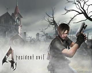resident evil 4(ps2)