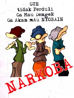 slogan anti narkoba