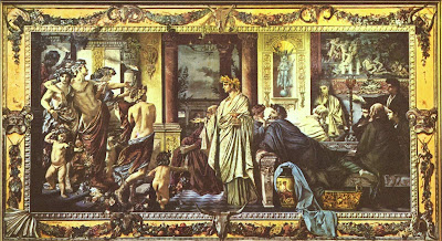 Plato & Symposium, by A Feuerbach