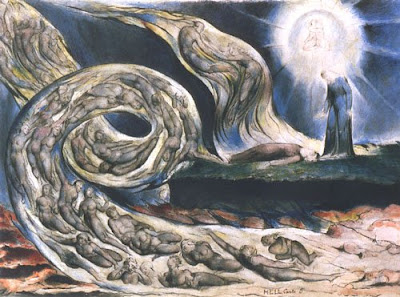 William Blake's Inferno - Whirlwind of Lovers