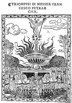 Frontispiece of TRIONFI