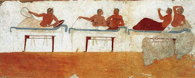 Greek Symposium - Paestum