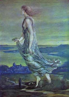 Hesperus, la Stella del Mattino