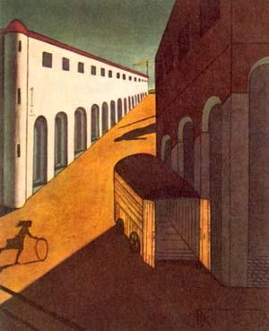 Mistero e malinconia di una strada