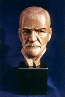 Sigmund Freud - busto