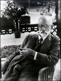 Freud in giardino