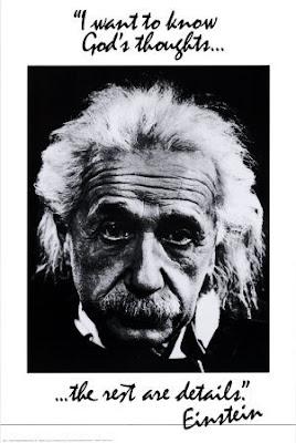 Einstein's divinity