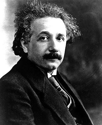 A younger Albert