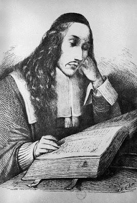 Baruch Spinoza, incisione
