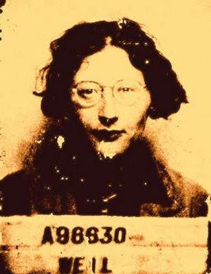 Simone Weil schedata
