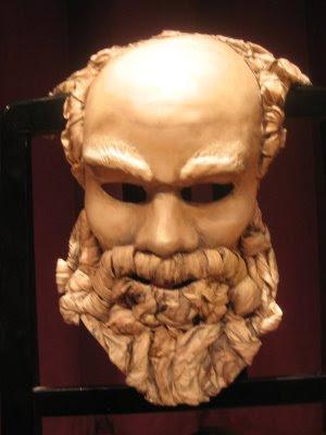 Il volto di Socrate