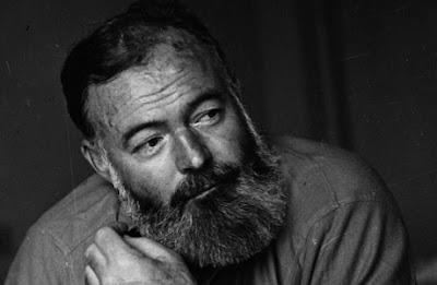 Ernest's longer beard