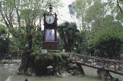 Roma,il Pincio / Rome, the Pincio Gardens