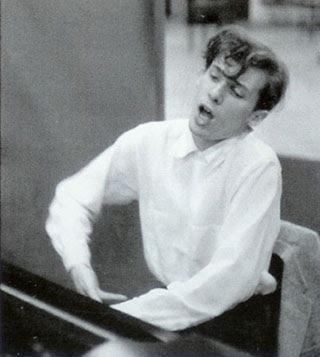 Il giovane prodigio: Glenn Gould
