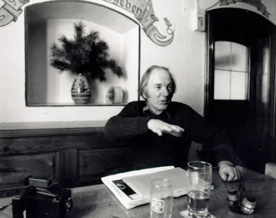 Thomas Bernhard al bar