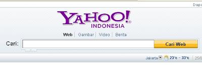 Tips Melakukan Pencarian di Yahoo
