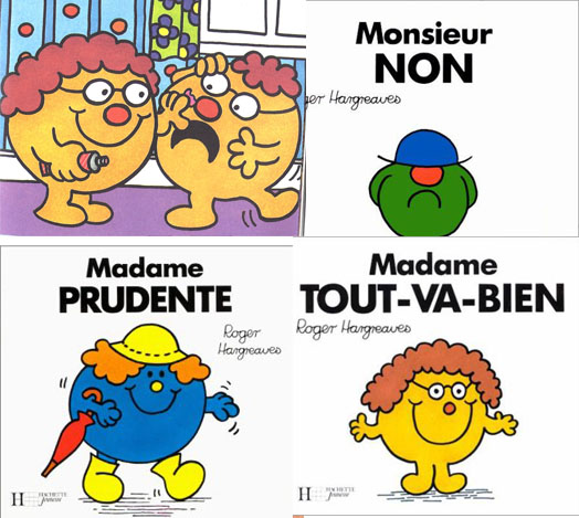 Mr men conspiracy the evidence part 3 - Madame tout va bien ...