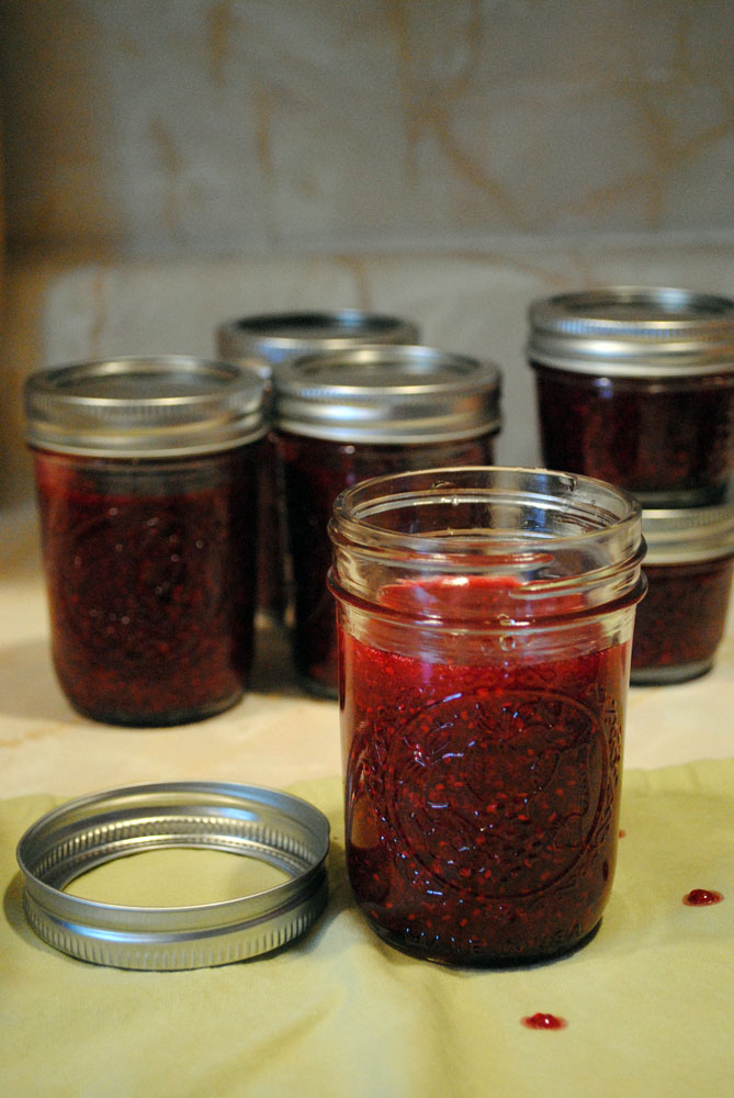 Cranberry-Champagne Jam With Ginger Recipes — Dishmaps