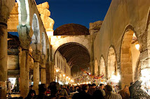 Hamidiye souk, Damascus