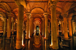 Underground cistern, Istanbul