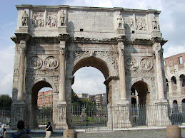Constantine arch, Rome