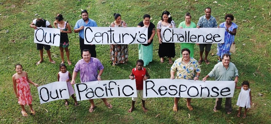 Pacific Climate Change