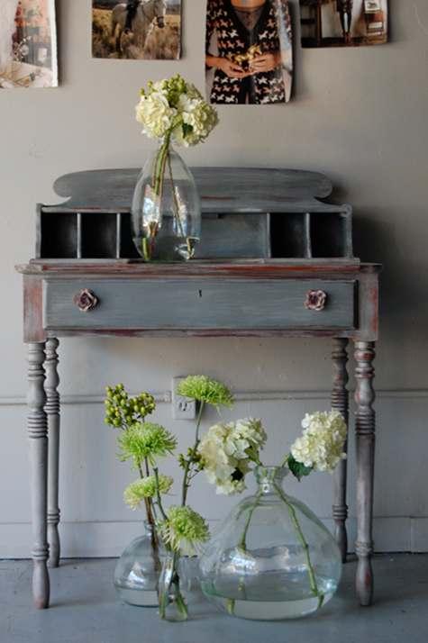 Dry Brush Painting Furniture