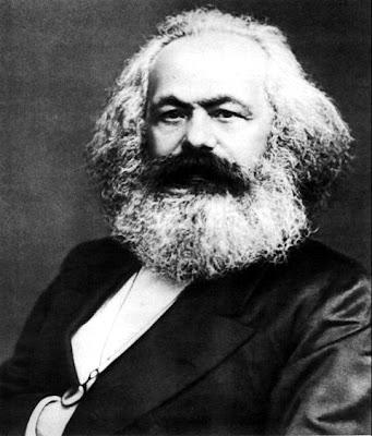 Karel Marx - jeden z představitelů ateistického pohledu na svět