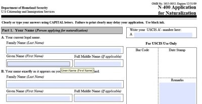 how to delete add applicant in us appointment