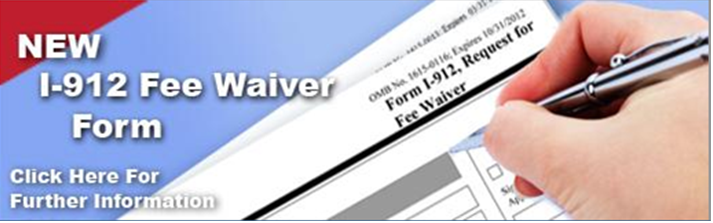 USCIS Form I - Request For Fee Waiver Download
