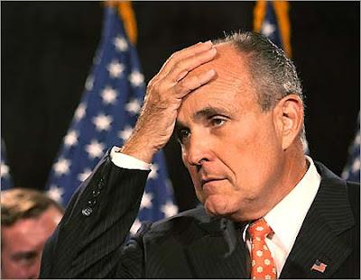 Frank Rich - Keith Olbermann - Bernie Kerik's Affair With Judith Regan   Could Wreck Rudy Giuliani's Presidential Campaign