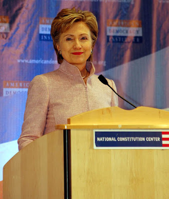 """Hillary Clinton & Clinton Racist Staffers Use Obama """"Plagiarism"""" Accusations"""