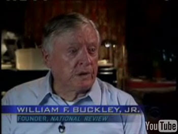 William F. Buckley Dies At 82 - One Of My Heroes Even If I Disagreed WIth Him