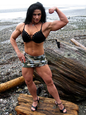 Athena Siganakis' Return To Female Bodybuilding On Schedule