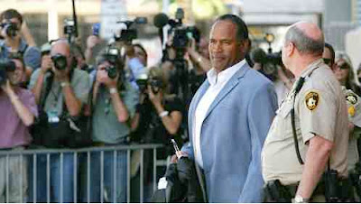 O.J. Simpson Free On Bond Of $125,000 - Case Flimsy
