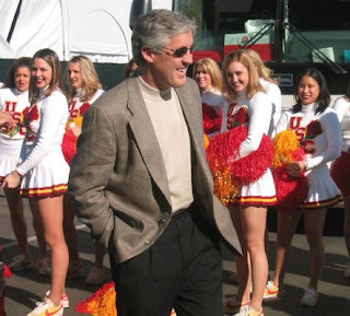 "Pete Carroll: NCAA punishment of USC would be ""surprise"""