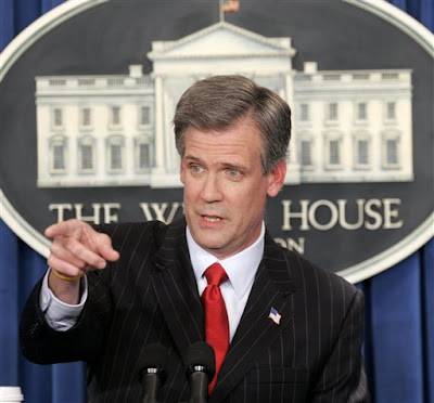 Tony Snow - Former Bush Press Secretary Passes Of Colon Cancer
