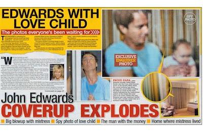 Rielle Hunter / John Edwards' Alleged Baby Photos Surface - DNC Convention Impact?