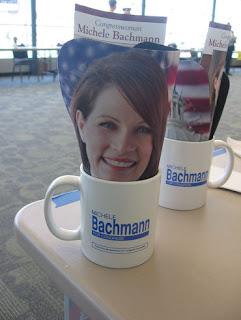 Michele Bachmann's A Massive Racist Bigot Who's Anti-American