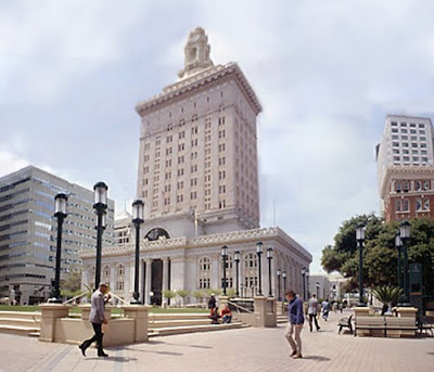 City of Oakland employees got a long Labor Day vacation