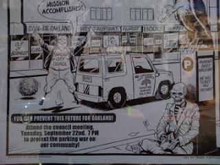Oakland Parking Enforcement Reform Initiative - a 2010 proposal