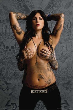 kat von d video