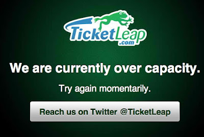 Comic Con Popularity Becomes Issue For TicketLeap.com